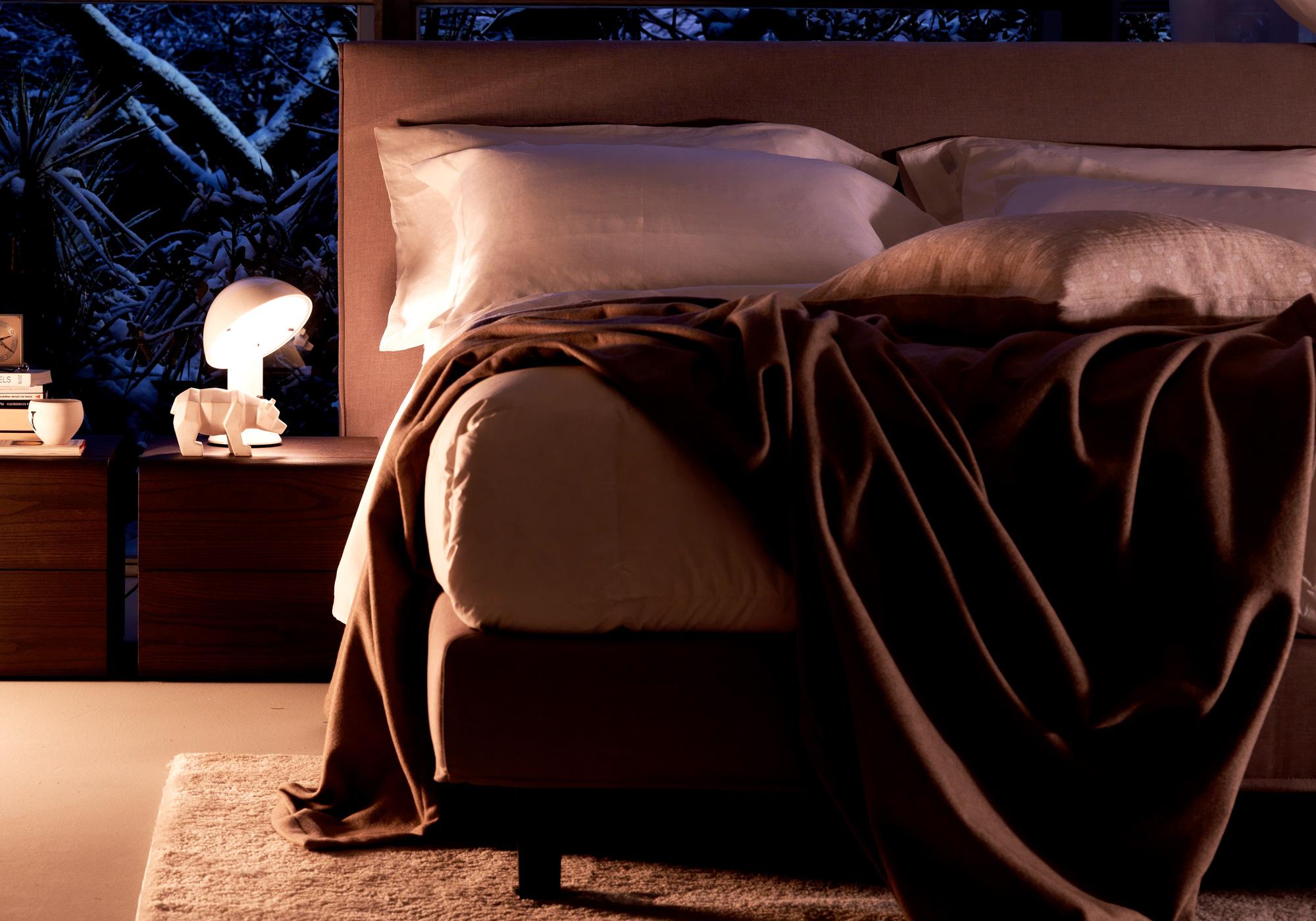 Polaris Designed For Living Srl tailor bed living – orsa maggiore bedding